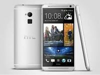 Sim Free HTC ONE MAX Silver 16GB