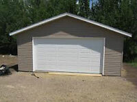 Garage Construction, Free Quotes