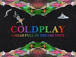 3 x Coldplay Tickets - Wednesday July 12th - VIP Early Entry - Cardiff (£195.00 per ticket)