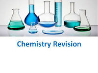 Chemistry tutor. Intensive Easter Revision Course