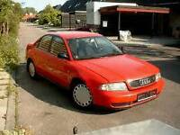 Audi a4 b5 front bumper not s4 rs4