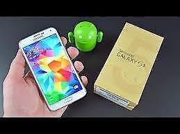 Samsung S5 Unlocked with warranty