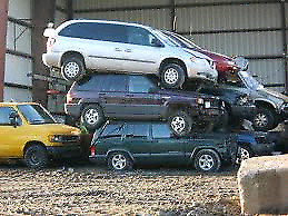 BUYING UNWANTED SCRAP CARS