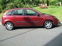 Cheap car (Ford)(Focus)