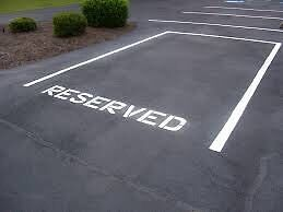 Want to rent a parking space- long term