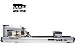 WATERROWER M1- WATER ROWER - LOW RISE - SILVER - .. Made in USA Rockingham Rockingham Area Preview