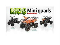 PINKS QUADS JUST IN!! - WONT LAST
