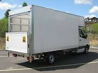 MAN/ VAN HOUSE OFFICE REMOVAL PIANO MOVERS LUTON TRUCK DELIVERY COURIER COLLECTION RUBBISH CLEARANCE