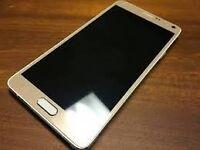 Samsung Galaxy Note 4 pefect condition unlocked !!!