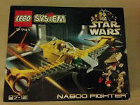 STAR WARS LEGO – Naboo Fighter 7141