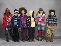 Warm Winter Clothes For Children or Women