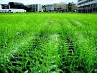 Grass protection Mesh is safe to use in all weathers
