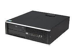 Desktop HP 6000 Pro Core 2 Duo 3.0 Ghz - 4 Go - Disque 250 Go - Windows 7