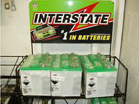 INTERSTATE BATTERIES WHOLESALE CAR VAN PICKUP RV 4169360082