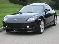 2007 MAZDA RX8-GT, LOADED, LOW KM, MINT, WINTER TIRES TRAC CONT