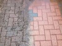 Driveway and Patio Cleaning service