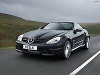 Mercedes SLK 200 sport AMG, Convertible, 2007, Automatic, 1.8 petrol sat nav bi xenon AMG kit
