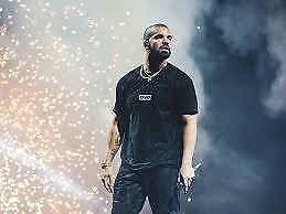 Drake Hard Tickets Nov 19th, Gold Reserved $150