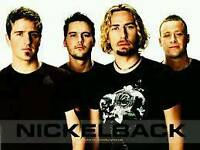 4x nickleback tickets