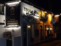 Thomas Tripp require and Assistant Manager, Supervisor and Bar Staff.