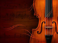 Classical Violinist Available for Weddings and Special Events