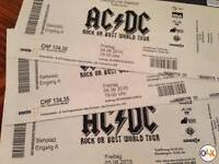 AC/DC Ticket For Sale ( Sept 05/15) Magnetic Hill