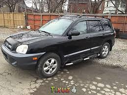 Je recherche Hyundai Santa fe