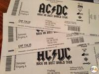 Wanted AC/DC Sept 05/15 Moncton ( Magnetic Hill )