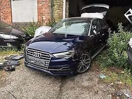 2013-2016 Audi S3 3 door breaking for spares!