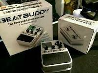 Beat buddy drum pedal and extension foot switch