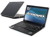 PROFESSIONALLY REFURBISHED LENOVO E320 LAPTOP 4GB RAM 320GB HDD INTEL i3 WEBCAM OFFICE 6 MTH WRNTY