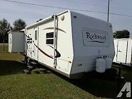 2006 Rockwood Travel Trailer 31ft