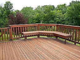 Fencing and decking services