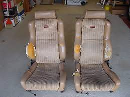 SCHEEL SEATS WANTED!!! RECARO STRATOS ANY CONDITION Belmore Canterbury Area Preview