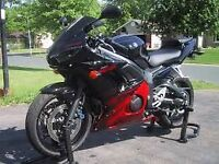 2003 2004 2005 YAMAHA R6 R 6 R-6 YZFR6 RAVEN $$ PART OUT $$