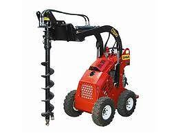 Fence Post Hole Digger  Hire  - Augers: 150mm, 450mm, 720mm
