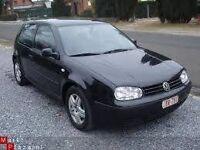 Golf 4, 2002, petrol, manual, 1.6
