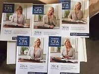 CFA Level 3 Schweser all books