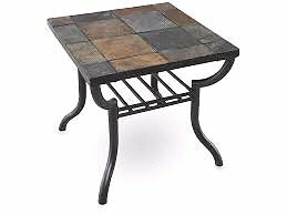 Bakers Rack/Wine Rack, Coffee and End Table London Ontario image 2