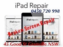 iPad  iPhone Broken Cracked Smashed Repair Specialists Parramatta Parramatta Area Preview