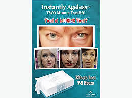 """""""Instantly Ageless"""" Jeunesse $29.95 Box Delivered in Edmonton."""