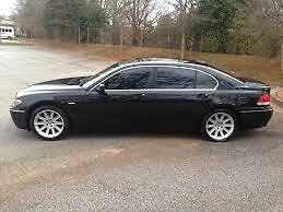 2004 BMW 7-Series 745li ..Etested$9,900 OBO...Must sell