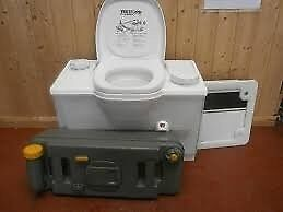 Thetford Cassette Toilet : Thetford cassette toilet wanted in avoch highland gumtree
