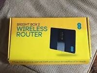 EE Brightbox 2 Wireless Router - Unused!!