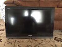 Toshiba 32 inch Regza TV - for wall mounting