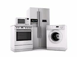 Appliances for sale- washer, dryer freezers, fridges, microwave.