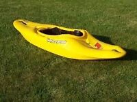 Wavesport big ez 6.0 kayak