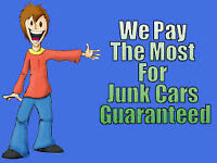 we pay top dollars for junk cars,trucks,suvs 403-397-4100
