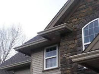 Looking for Eavestrough/ soft metal contracts