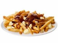 Looking for Food Truck/Caterer to Supply Poutines for Wedding